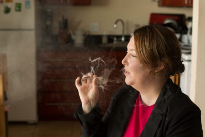 Bronchitis cases 3 times higher among cannabis smokers, researcher says