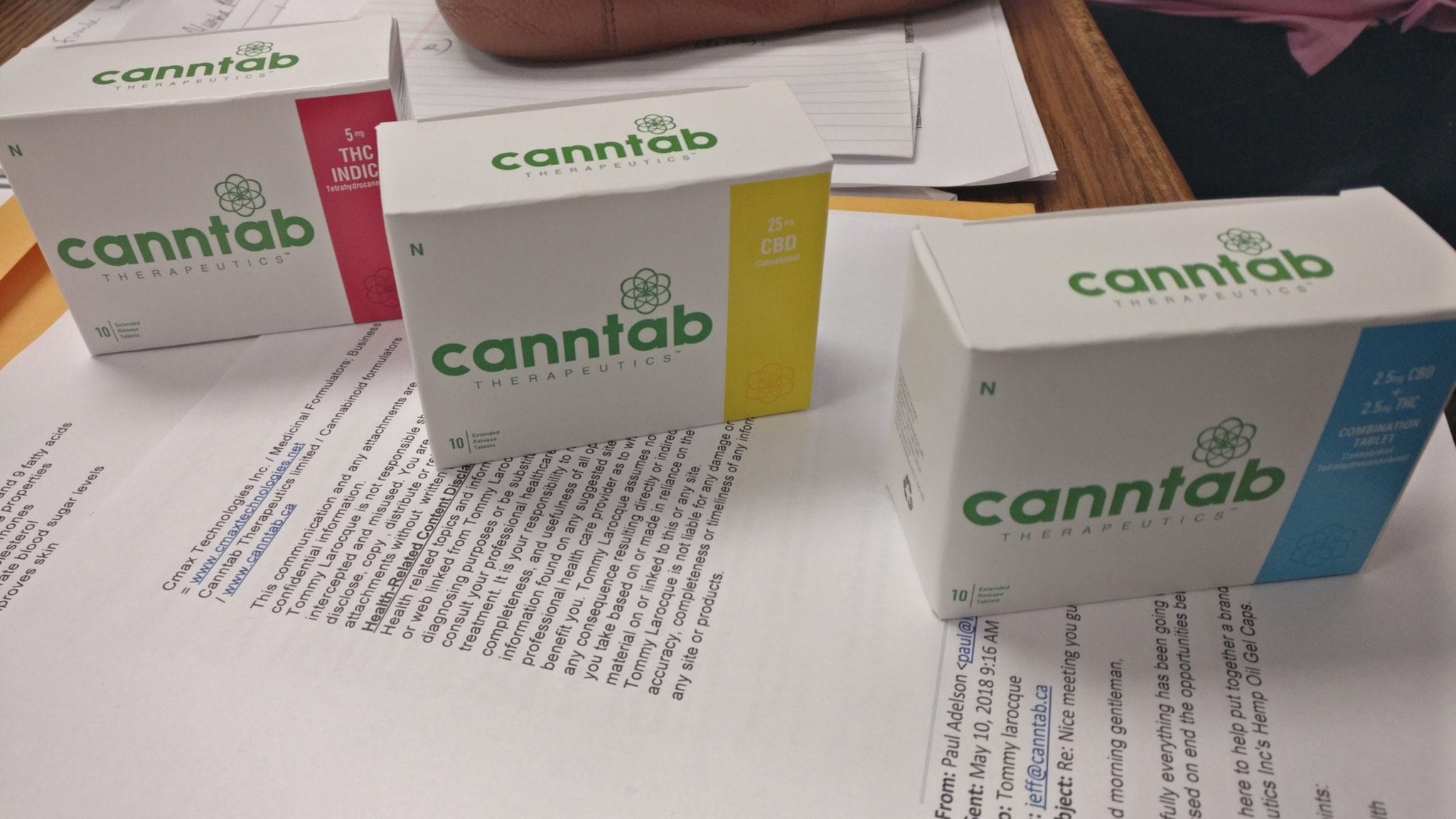 Canntab enters $1M purchase agreement with MediPharm