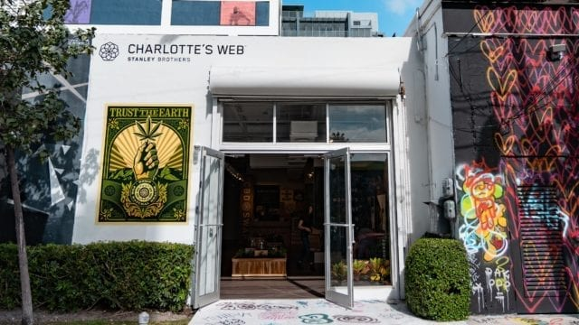 CBD producer Charlotte's Web backs new study on CBD's effects on humans