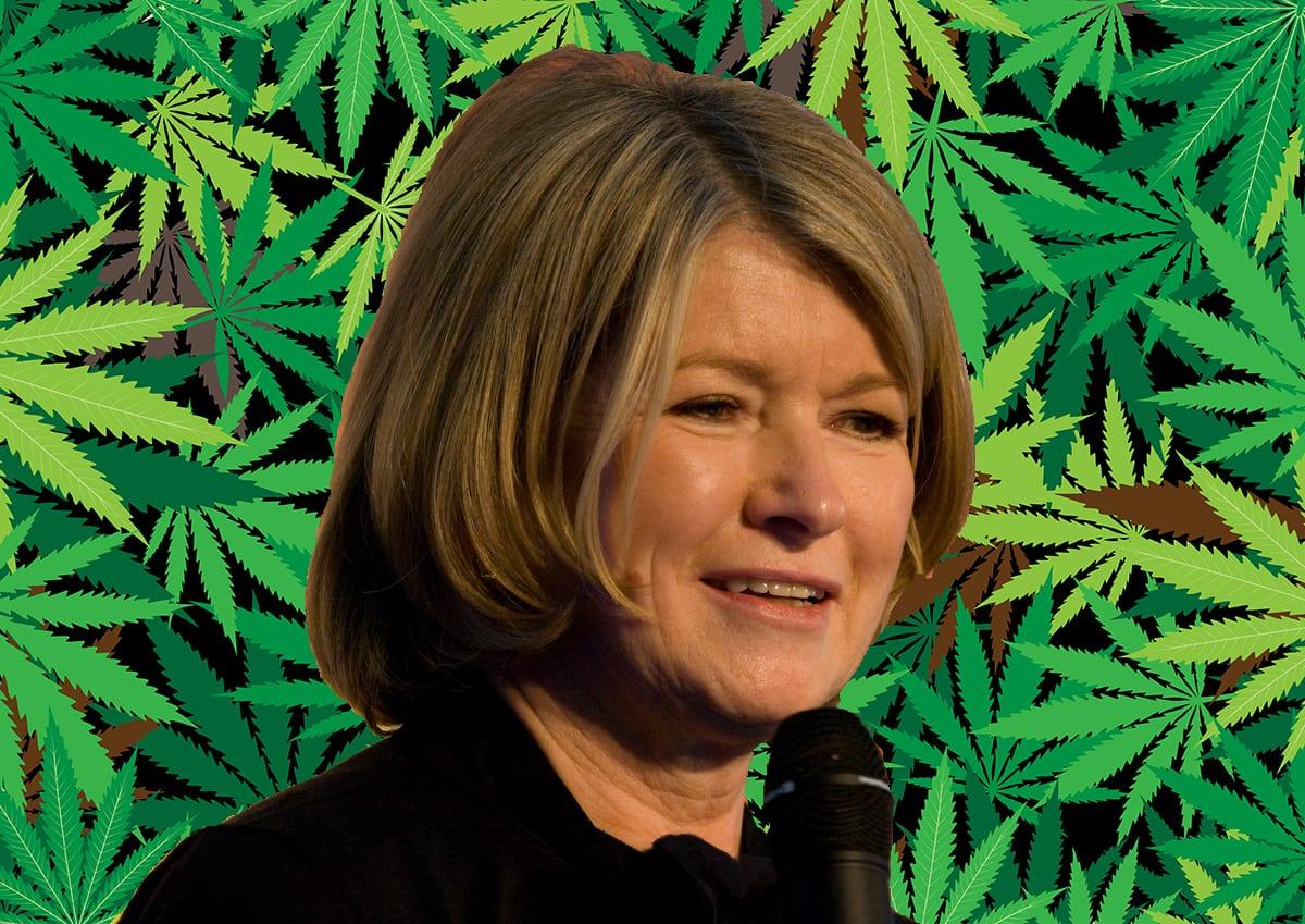 Canopy to launch Martha Stewart CBD brand this fall