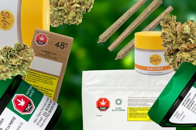 Ontario Cannabis Store report shows sales surged at start of pandemic