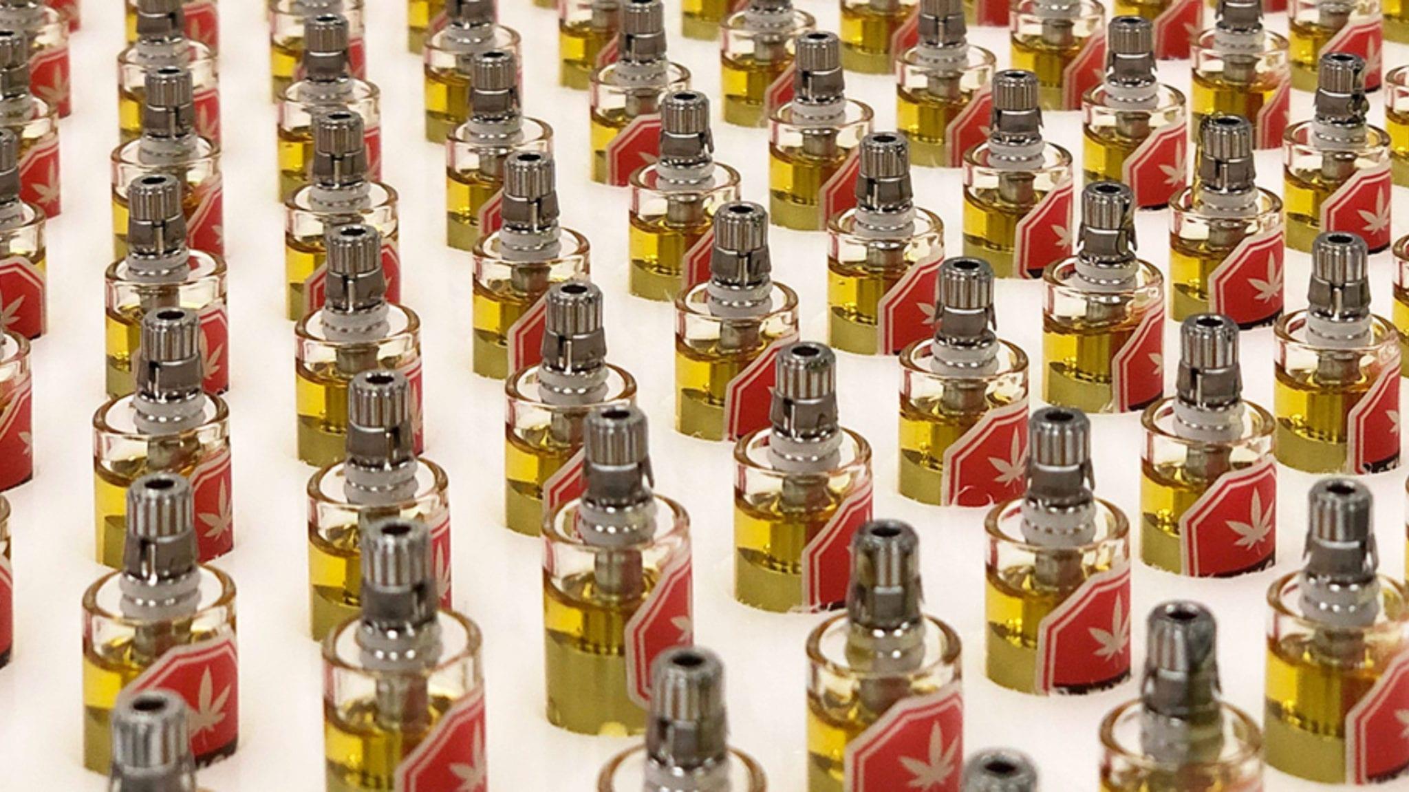 WeedMD introduces new medical vape line
