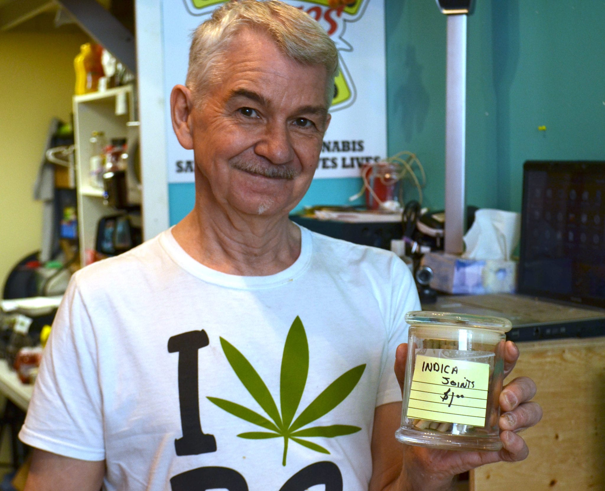It actually works - Vancouver study shares stories of youth choosing weed over harder drugs - Neil Magnuson CSP