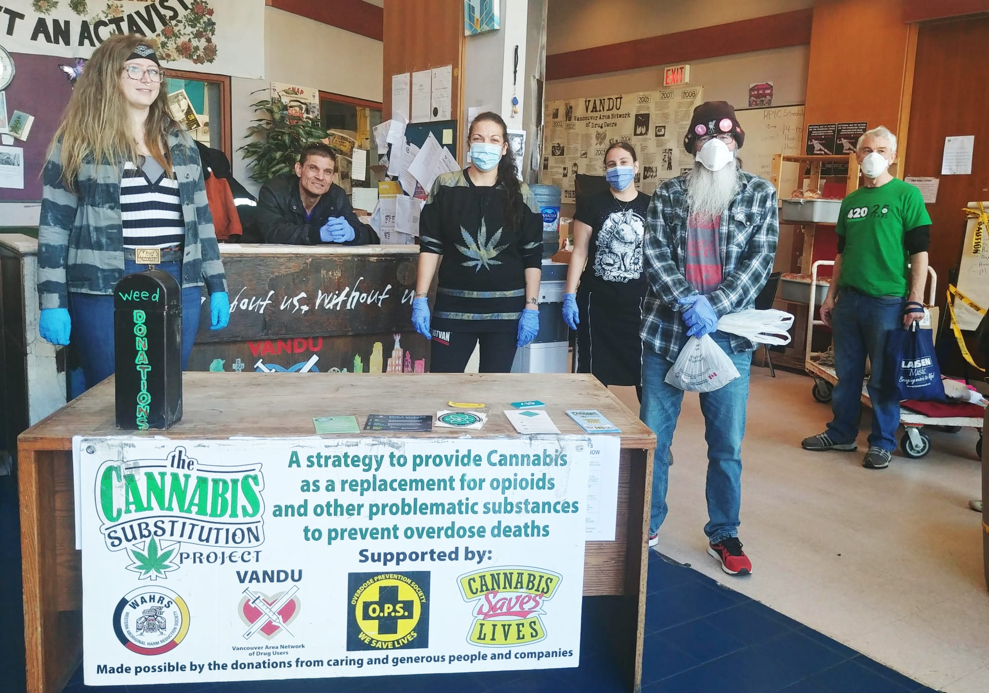 It actually works - Vancouver study shares stories of youth choosing weed over harder drugs