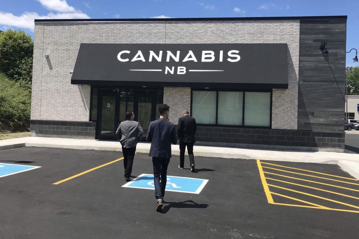 Cannabis NB reports second consecutive profitable quarter