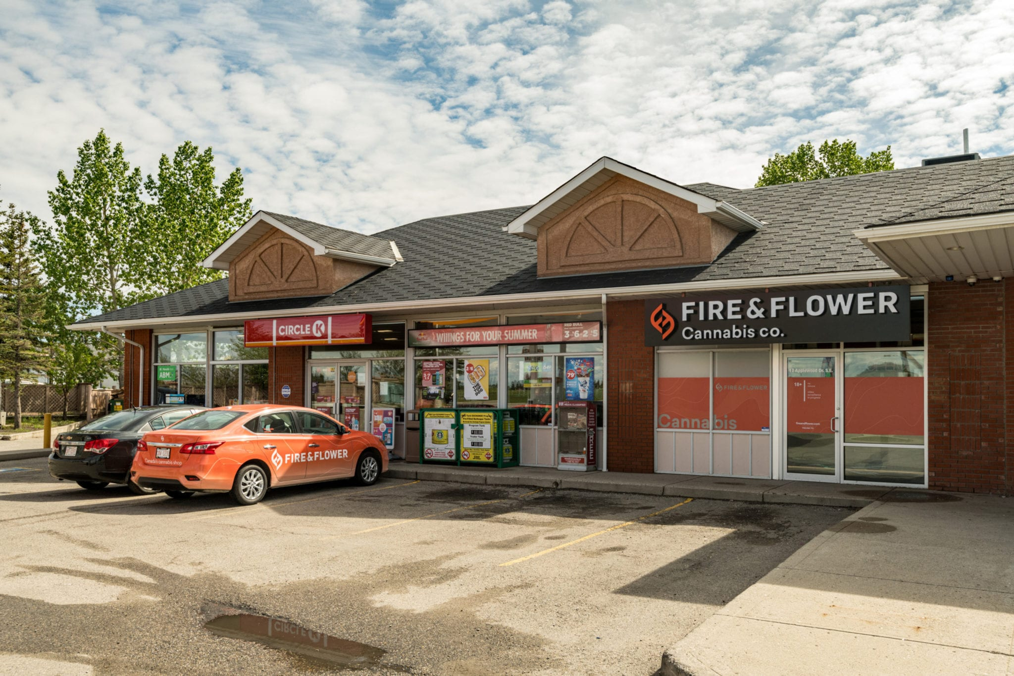Fire & Flower launches pilot with Circle K