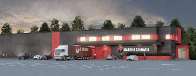 Indigenous producer Nations Cannabis to supply 65 pot shops in BC