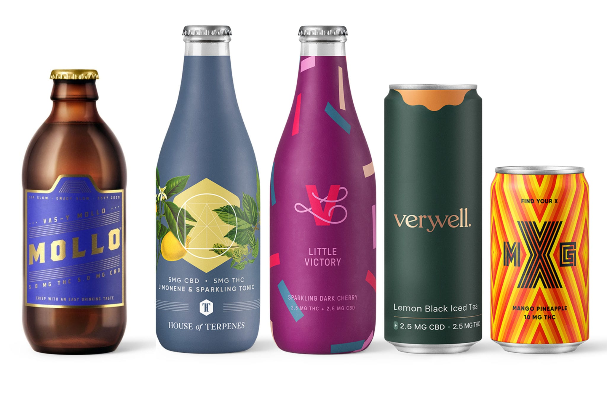 cannabis beverages: molson and Hexo joint venture Truss launches five new pot drinks