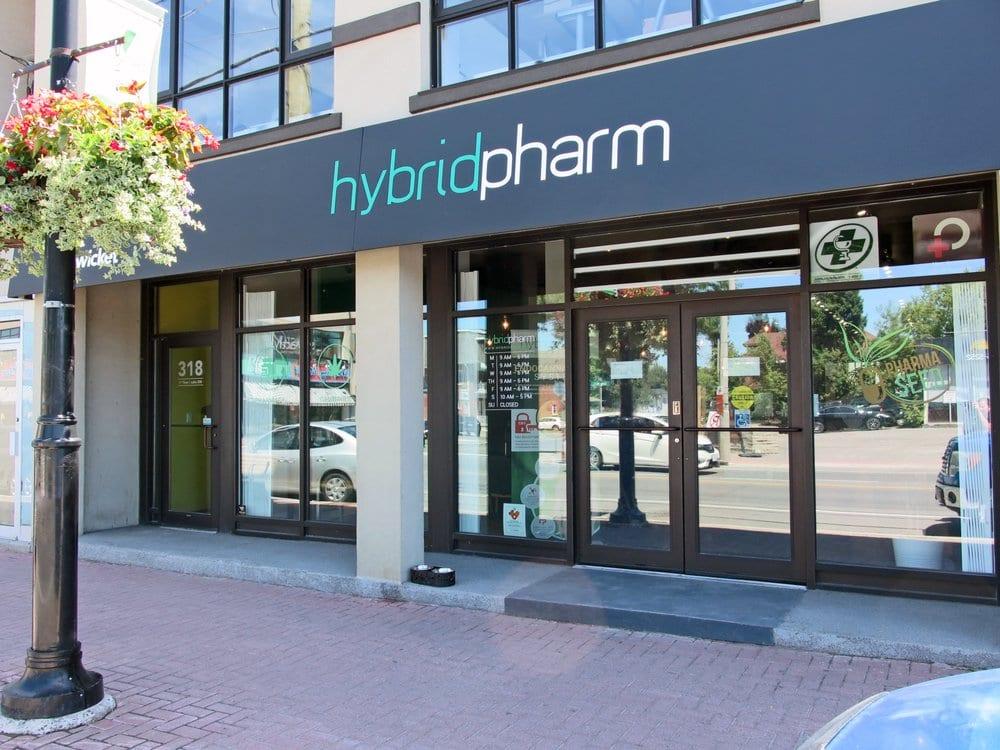 Hybrid Pharm medical cannabis