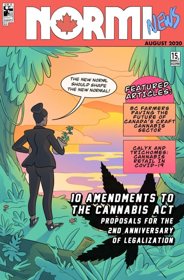 Lawyer proposes 10 steps to fix the Cannabis Act