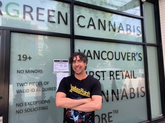 Vancouver considers reviewing country's highest weed licensing fees