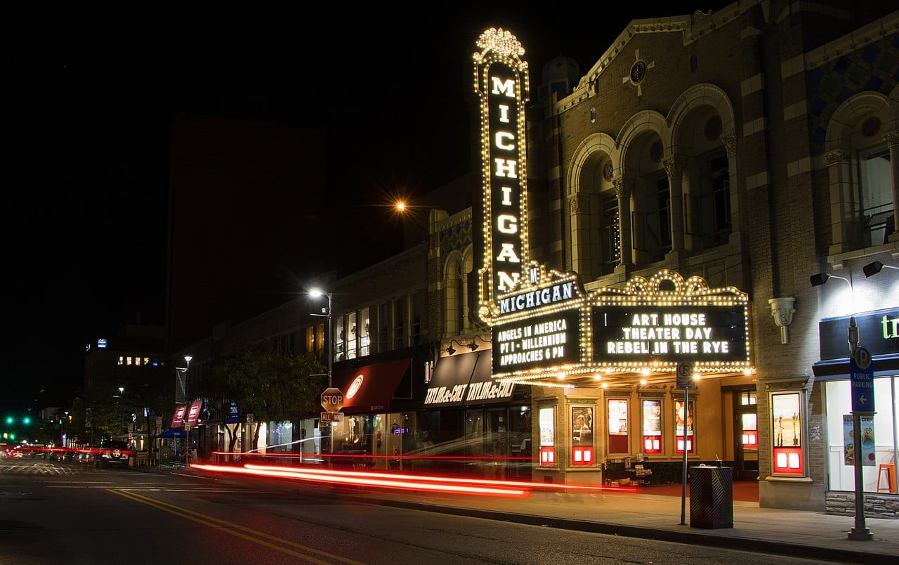How Ann Arbor activists legalized psychedelics in a swing state - Michigan Theater