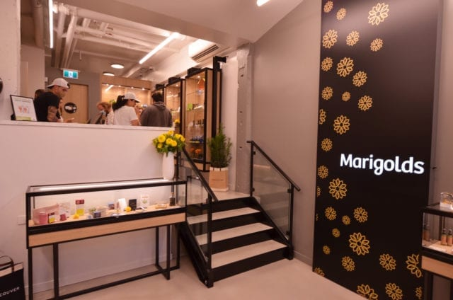 Marigolds Cannabis pays homage to legalization and friendship