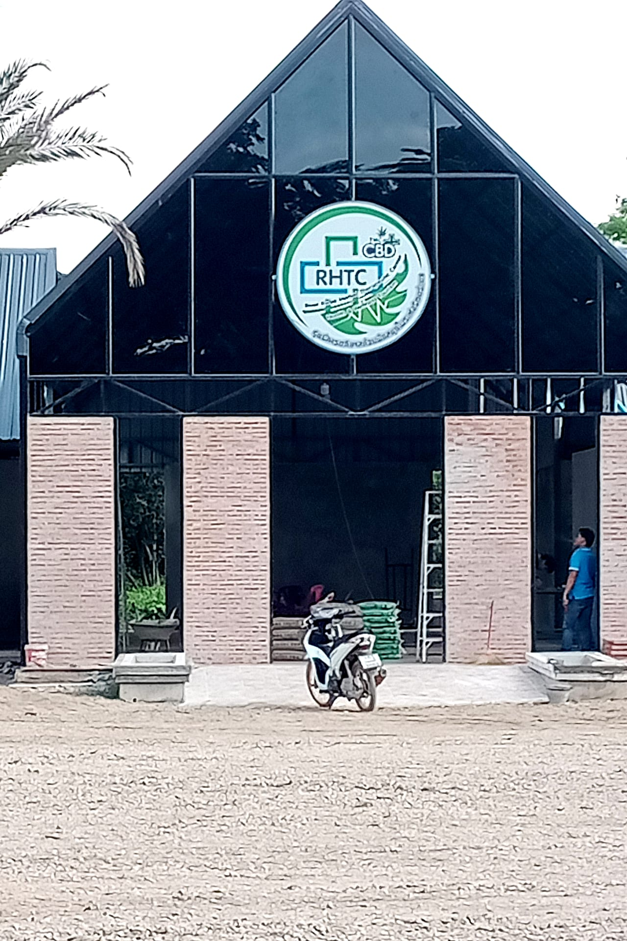 Medical cannabis is legal in Thailand, or just about - construction