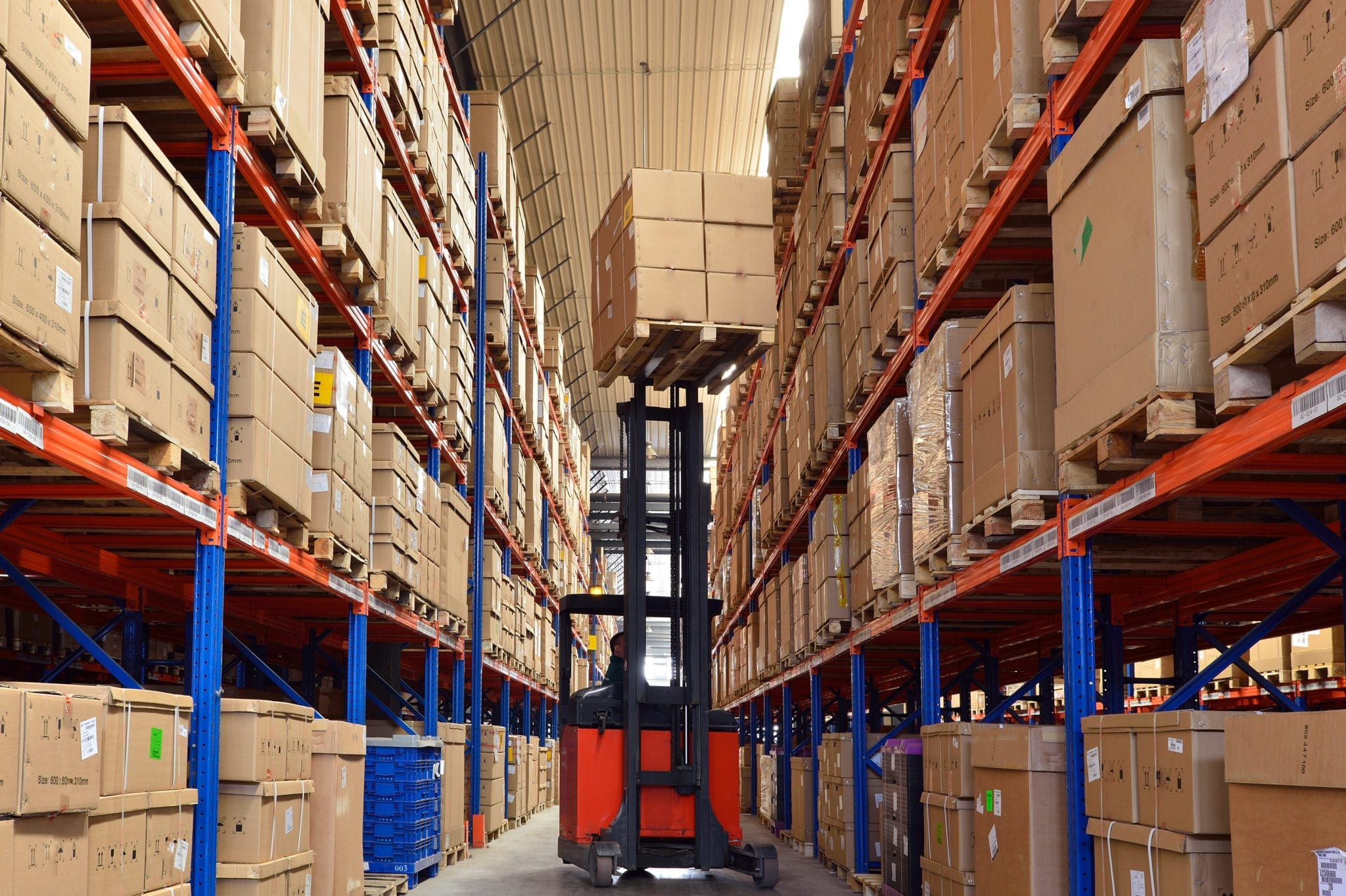 OCS transitions to Guelph distribution centre
