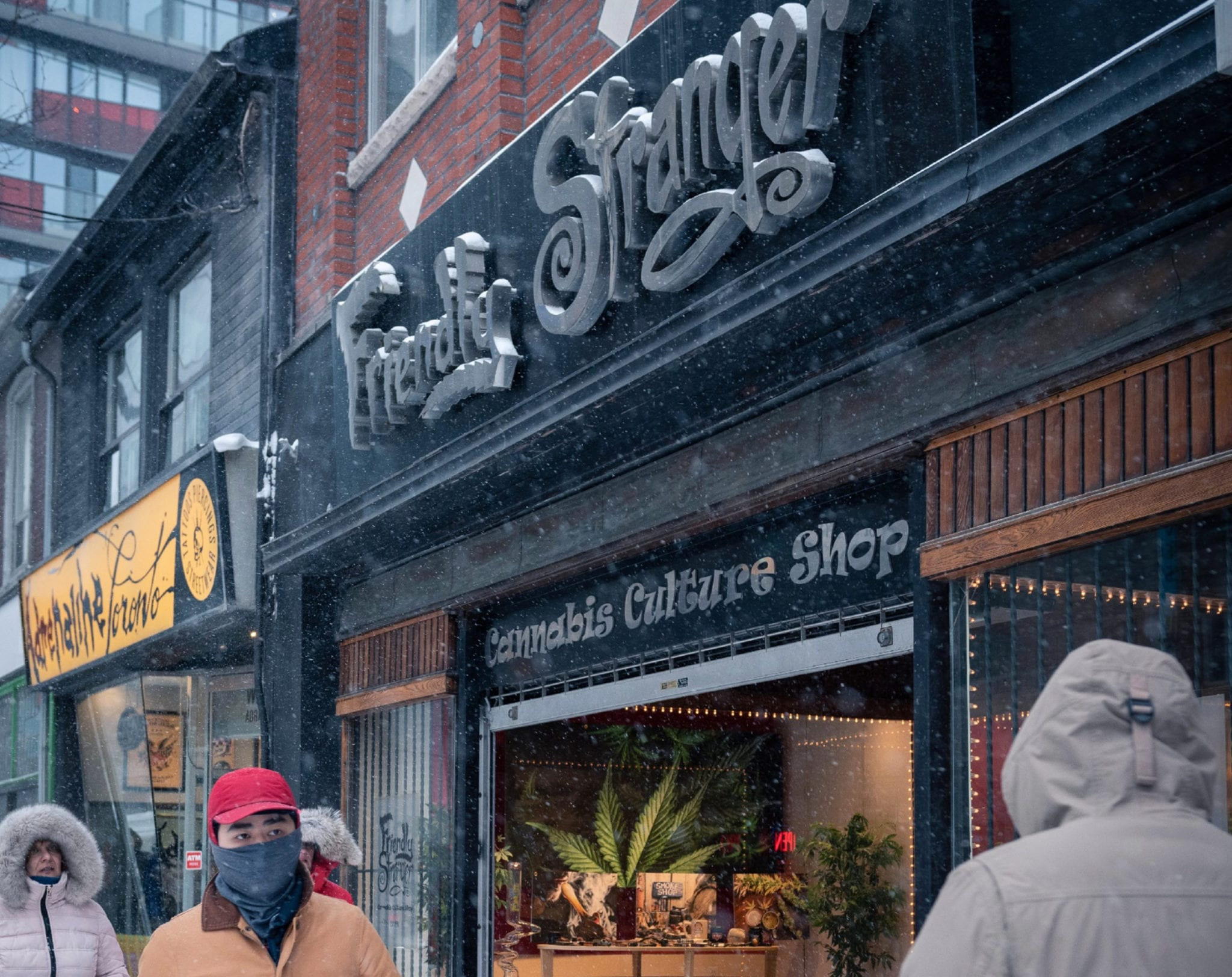 Fire & Flower to buy long-standing activist retailer Friendly Stranger