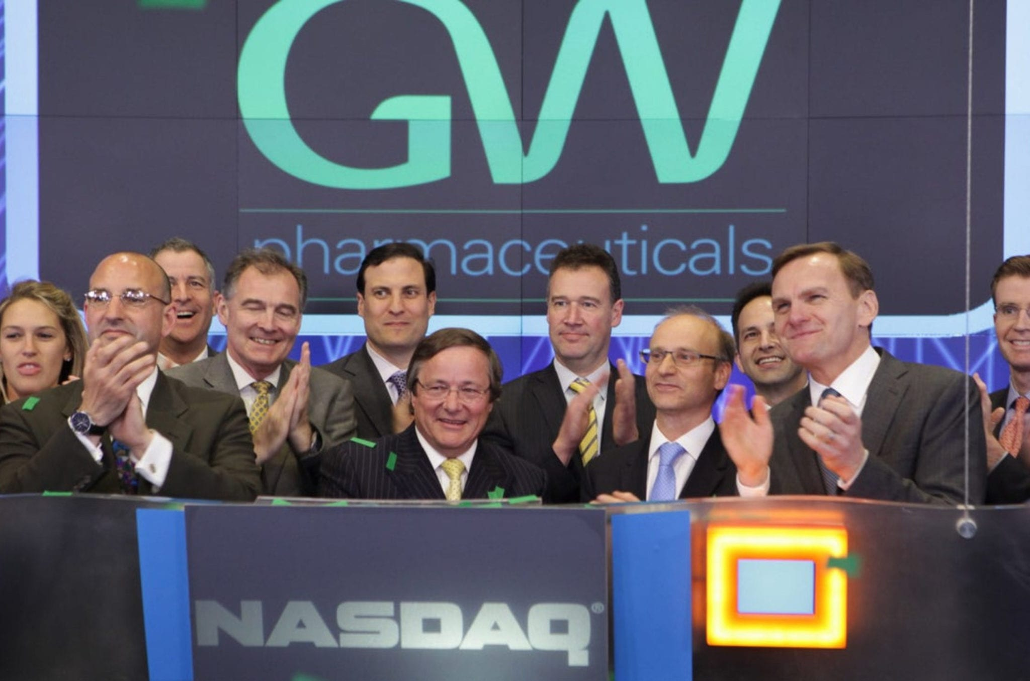 GW Pharma shares soar 21% on rising revenues
