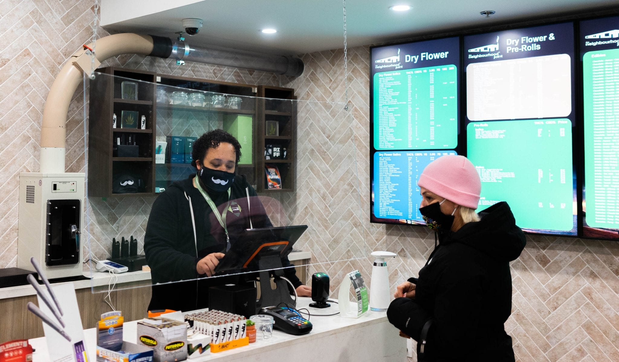 Remove OCS delivery and pricing advantages to increase Ontario's legal pot market share