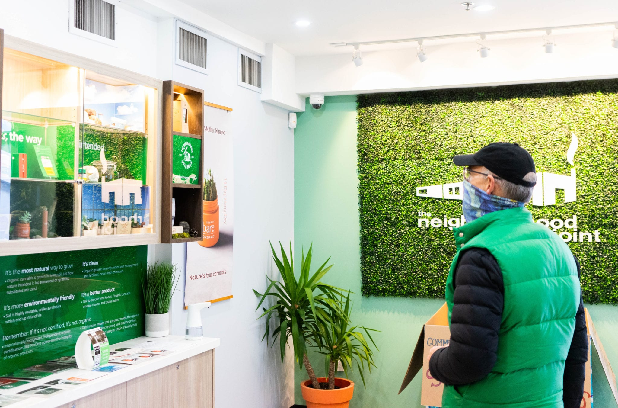 Canadian cannabis sales climb to $270M in October