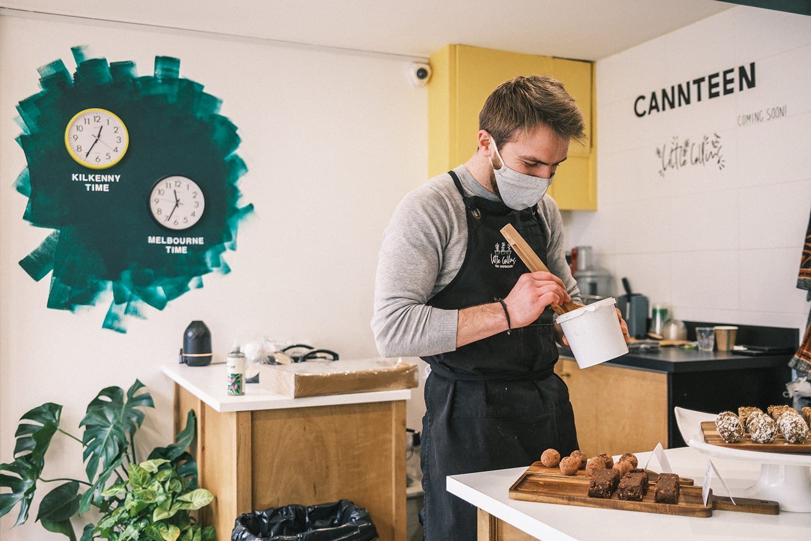 Raided Irish CBD store aims to change Ireland's strict hemp laws Little Collins