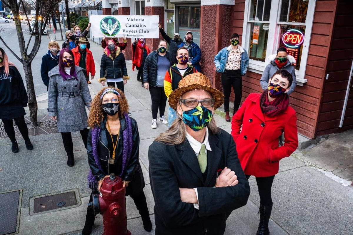 Provincial pot squad move to evict VCBC despite support from BC safety minister