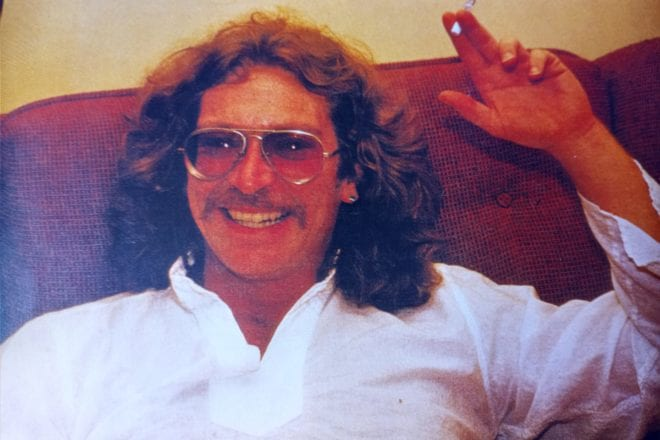 Rest in 'peace and pot', Marijuana Man
