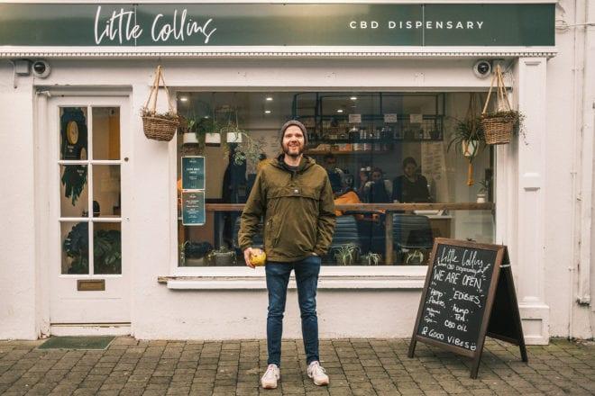 Raided Irish CBD store aims to change Ireland's strict hemp laws