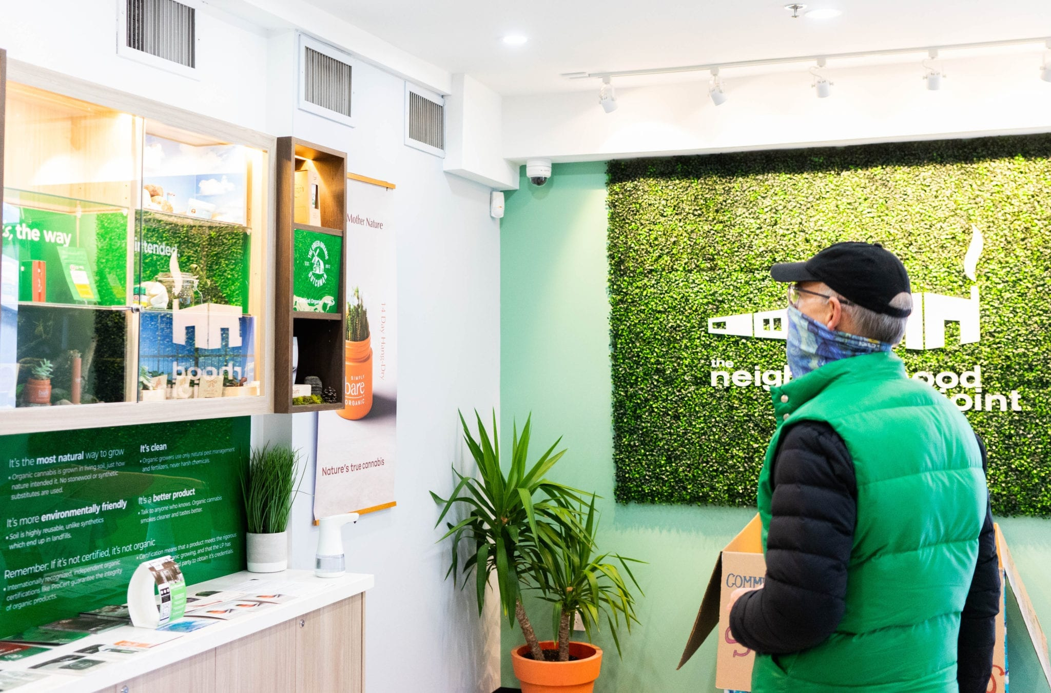 Canada records 2nd-highest legal weed sales in January