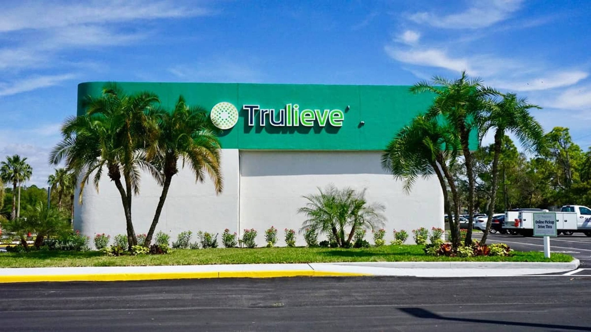 Trulieve vies for second place in US pot market