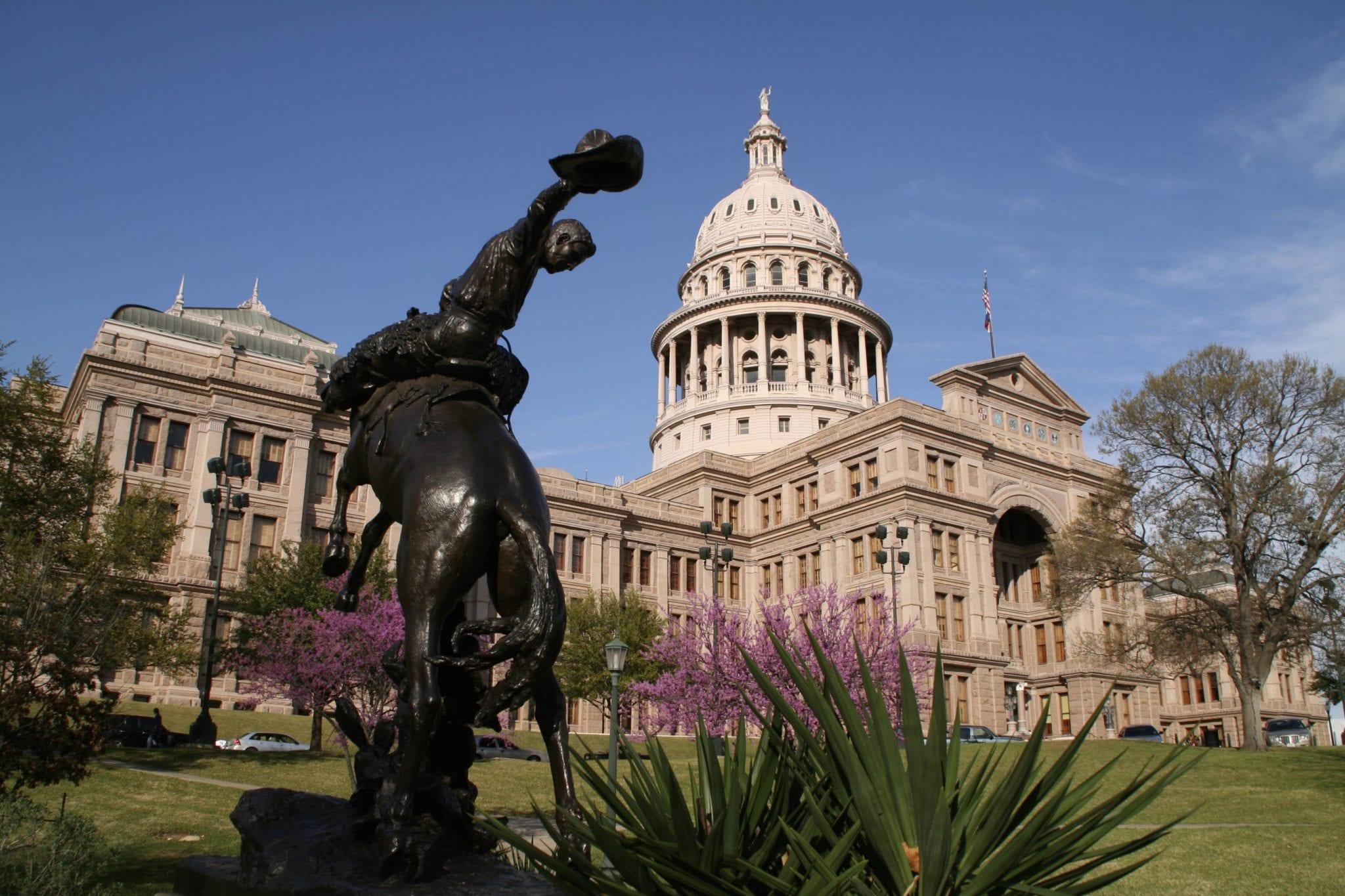 Texas House passes cannabis decriminalization bill