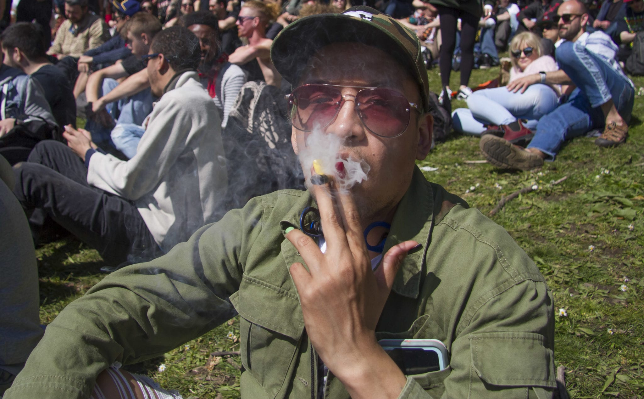 Canadians consumed more weed in 2020: StatsCan