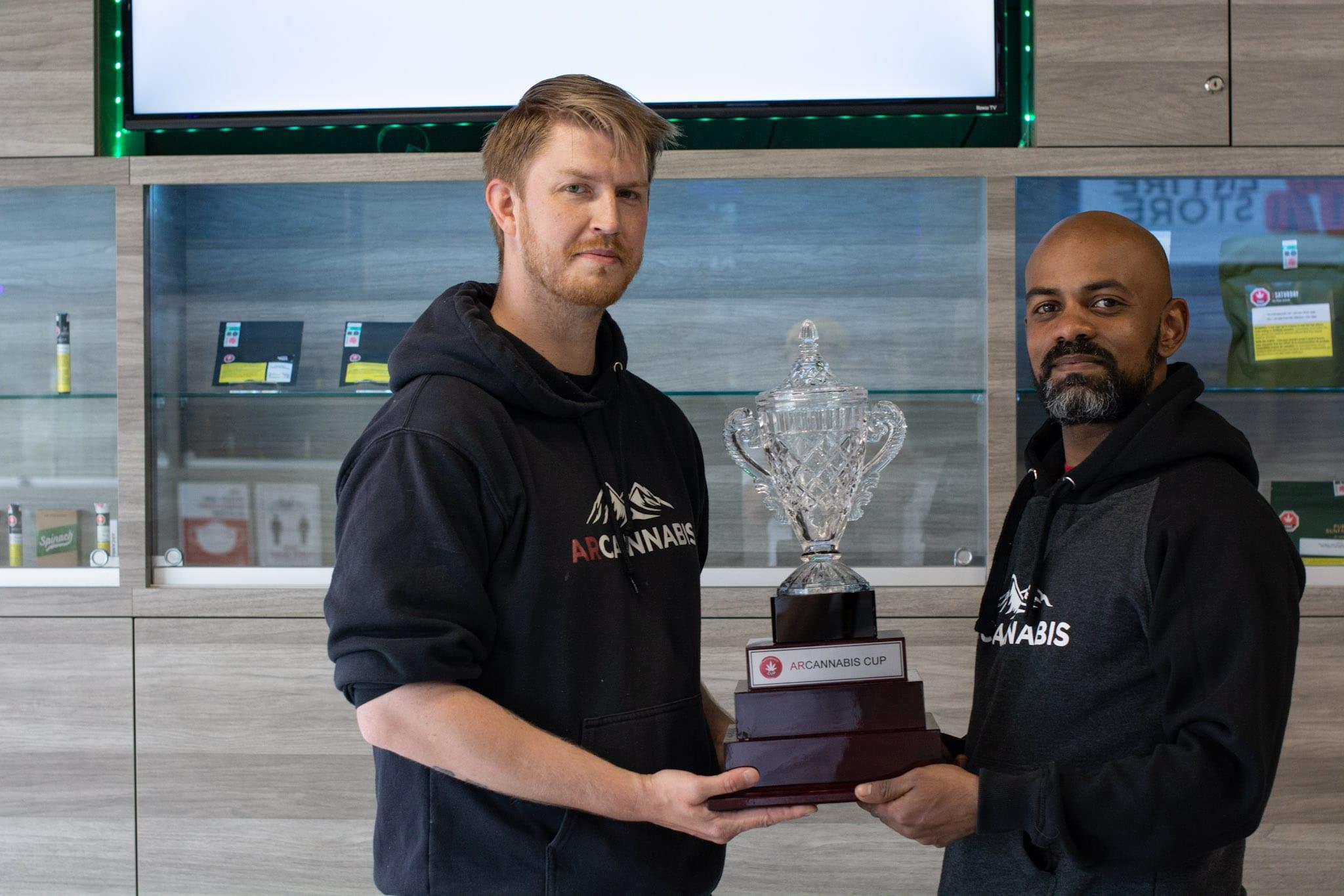 BLKMKT wins premier ARCannabis Cup