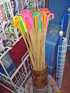 Singapore is the worst place in the world to smoke weed - rattan cane