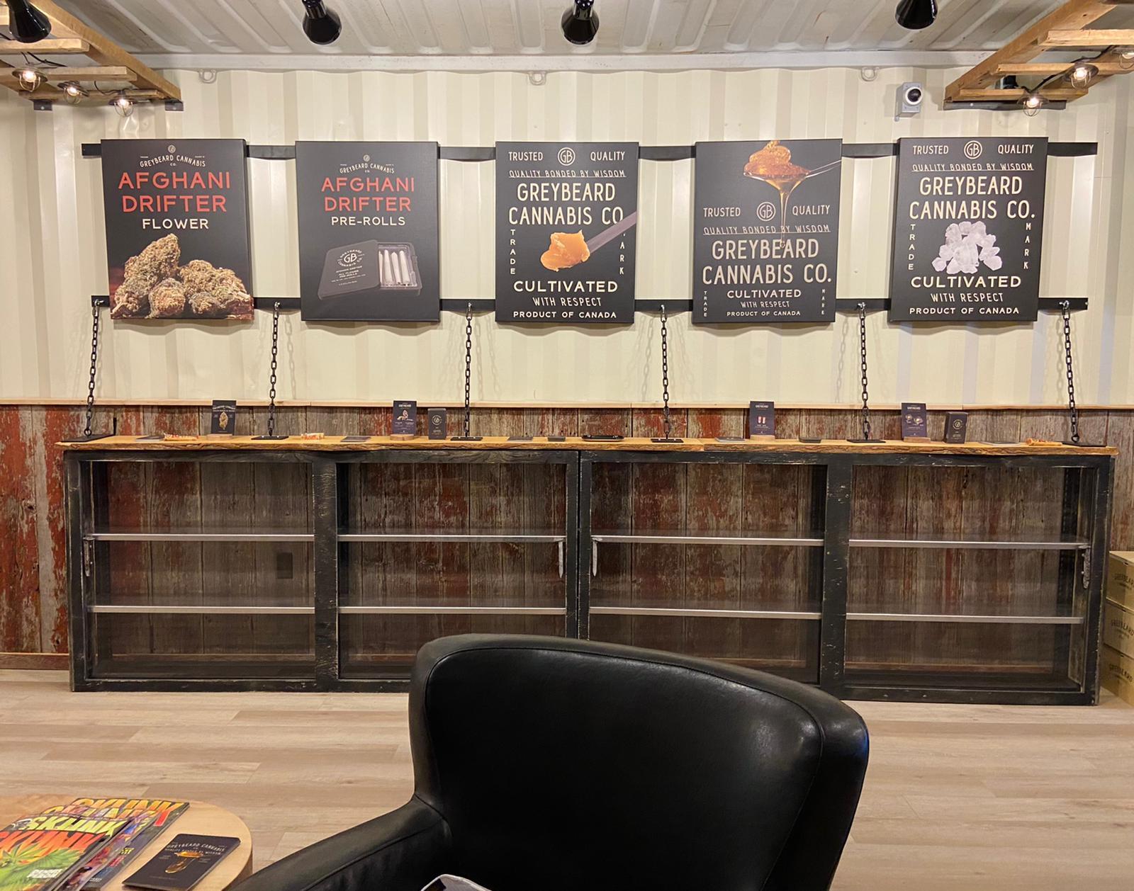 Thrive Cannabis opens Canada's first farmgate store - Greybeard