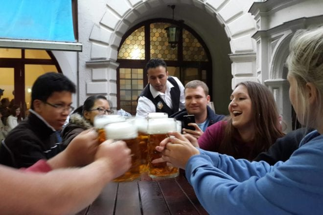 Heavy drinking, not pot smoking, associated with thinner pre-frontal cortex: study