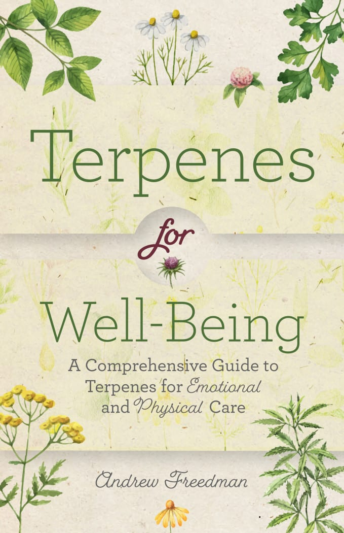 Smell to feel well with The Cannabis Sommelier's new book - Terpenes for Well-Being