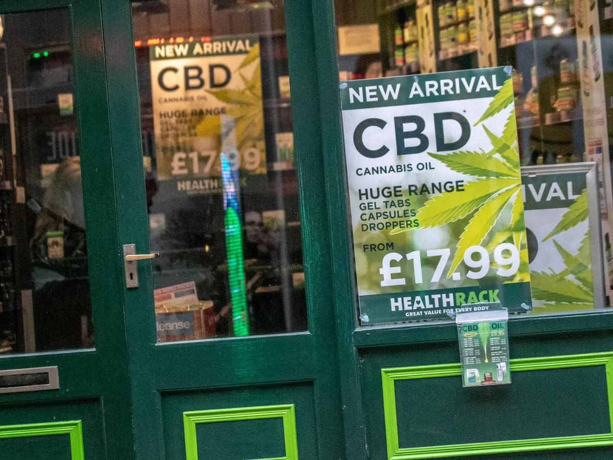 With world-leading CBD rules, UK market to reach $1.2B in 2021