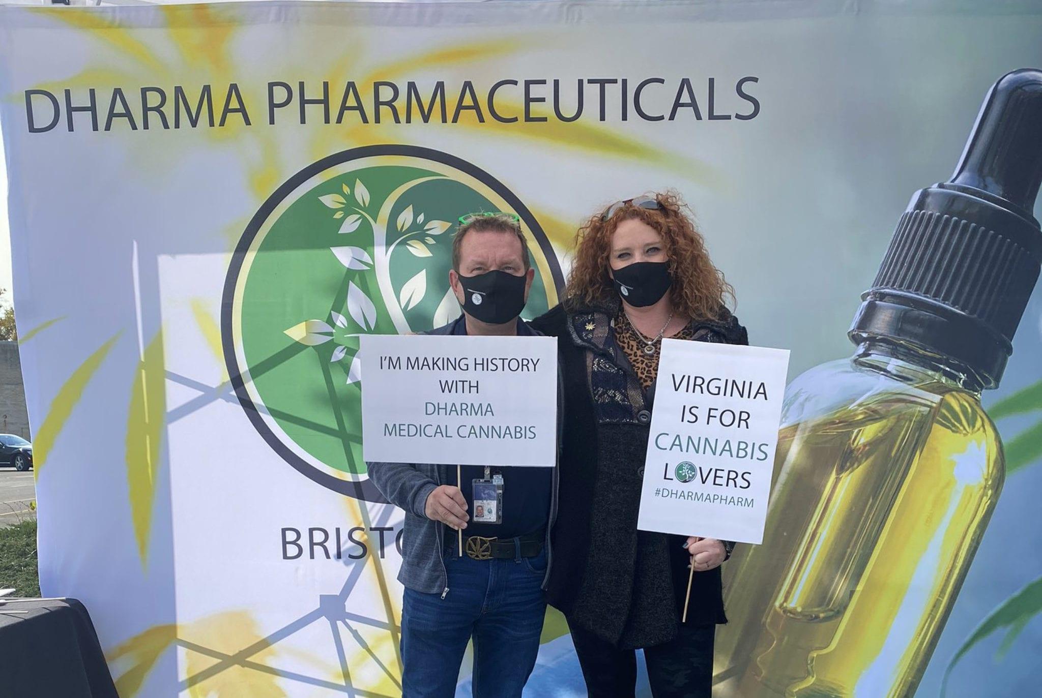 Green Thumb enters Virginia's pot market via Dharma Pharma deal