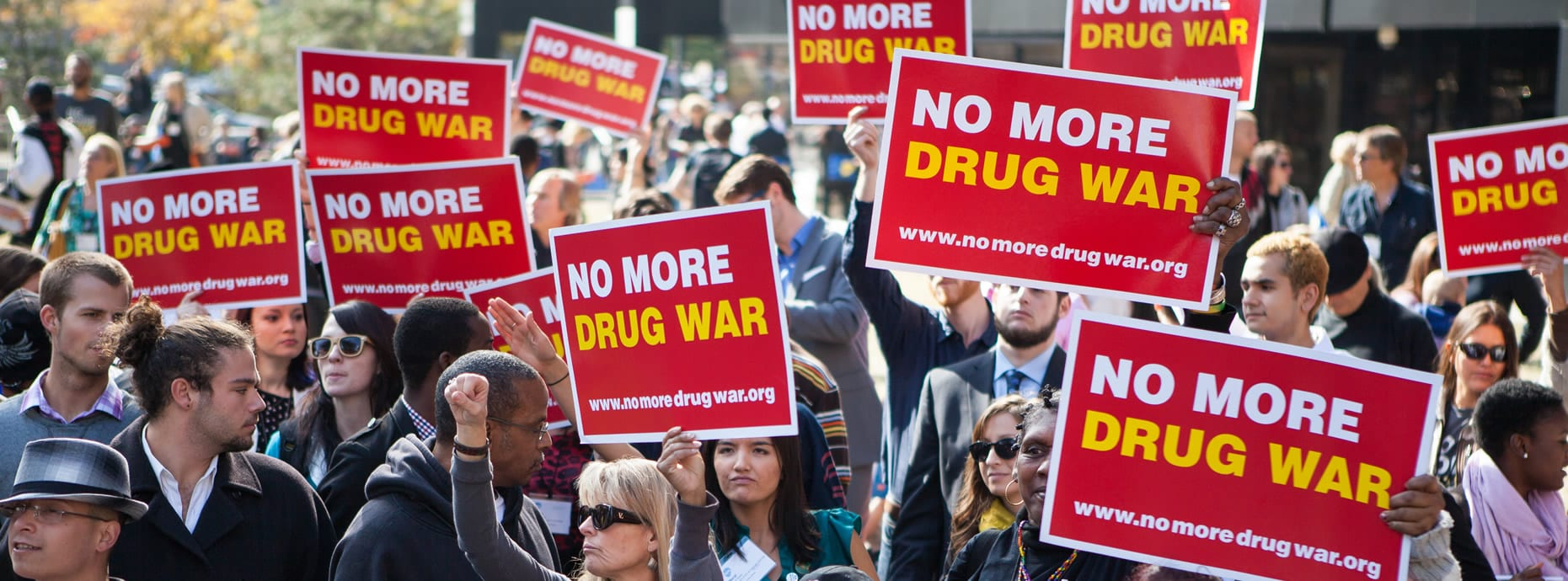 83% of Americans deem war on drugs failure and support new approach, poll shows