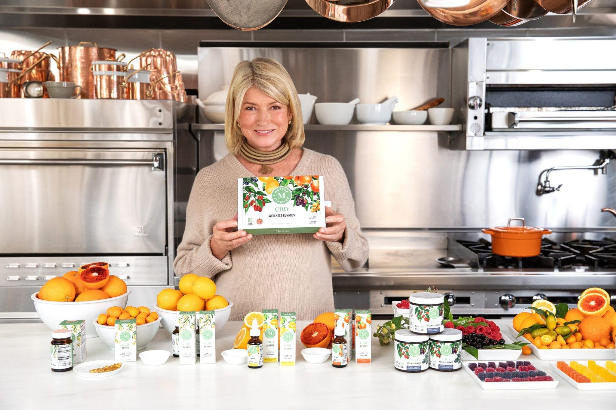 Canopy confident on profit predictions despite flat Q4 growth - Martha Stewart