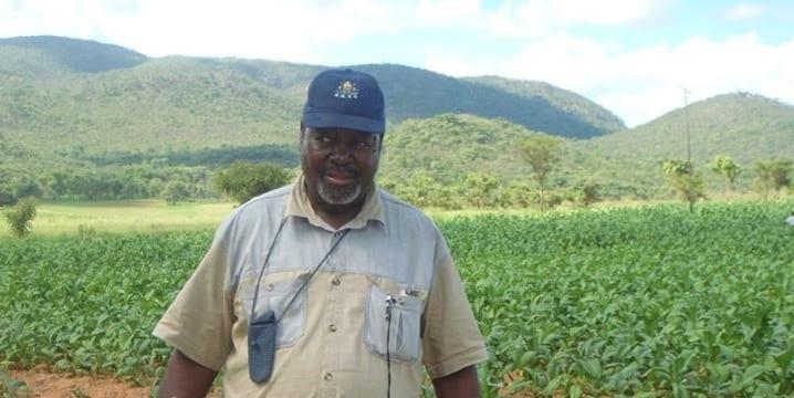 Paul Mkondo, Zimbabwean Indigenous Commercial Farmer in Mazowe, Mashonaland Central, Zimbabwe