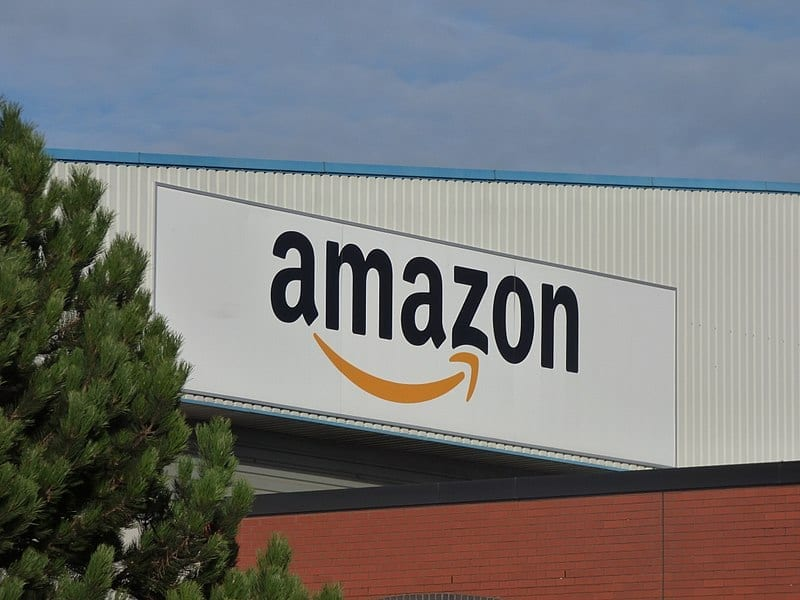 Amazon registers to lobby on cannabis