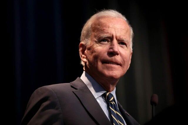 President Joe Biden doesn't support legalization