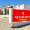 Fire & Flower's first U.S. store in Palm Springs, California
