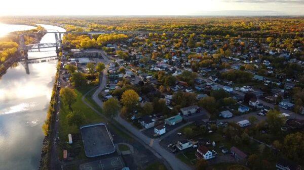 Kahnawàke-Health Canada cannabis agreement facilitates regulatory knowledge transfer - fly over