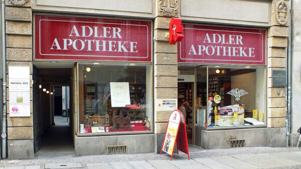 Materia strikes cannabis extracts deal with Eurox Pharma - Adler Apotheke
