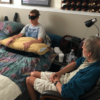 First Canadian to legally undergo psilocybin therapy sitting with therapist and TheraPsil founder Dr. Bruce Tobin