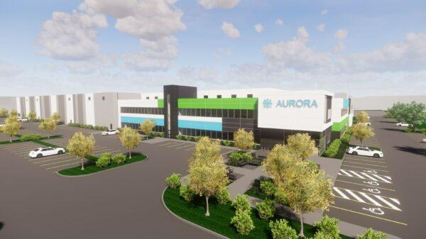 Aurora Cannabis Inc--Aurora Cannabis Announces Construction of A