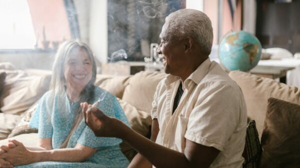 Most American stoners would smoke weed with their grandparents survey