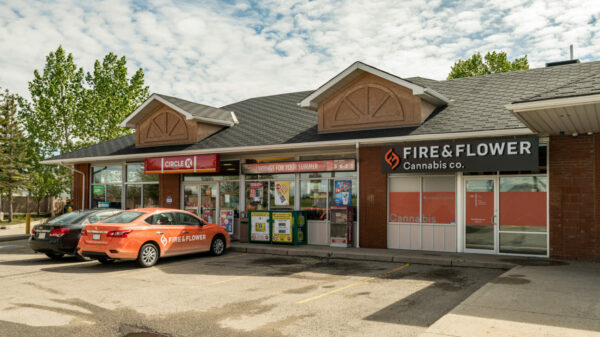 Fire & Flower adding new stores near Canadian Circle Ks
